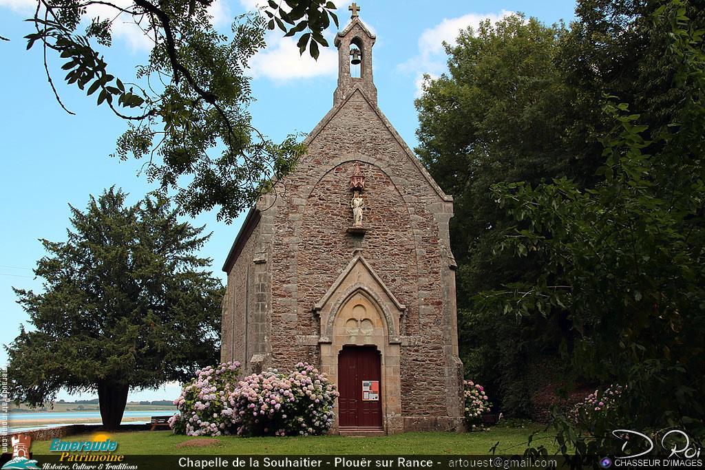 Chapelle de la Souhaitier - Plouër sur Rance