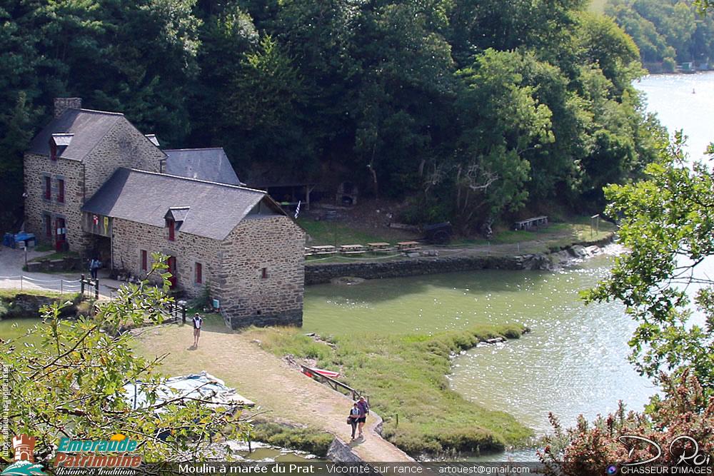 Moulin à marée du Prat - Vicomté sur rance