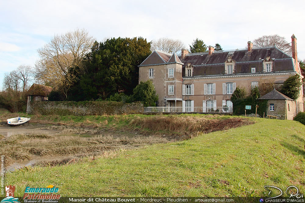 Manoir dit Château Bouvet - Mordreuc - Pleudihen
