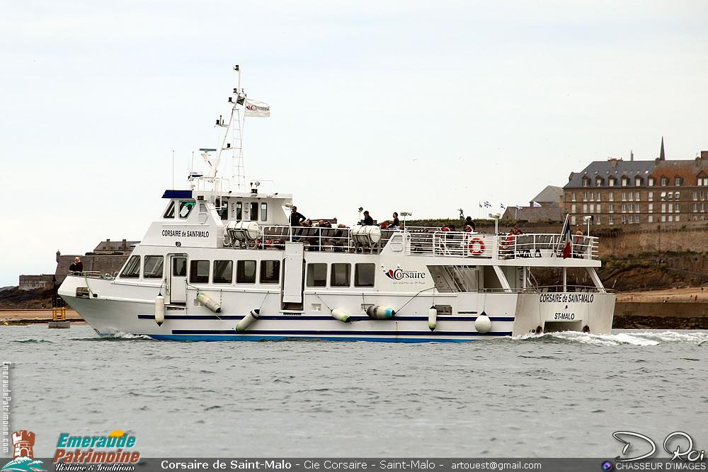 Corsaire de Saint-Malo - Cie Corsaire - Saint-Malo