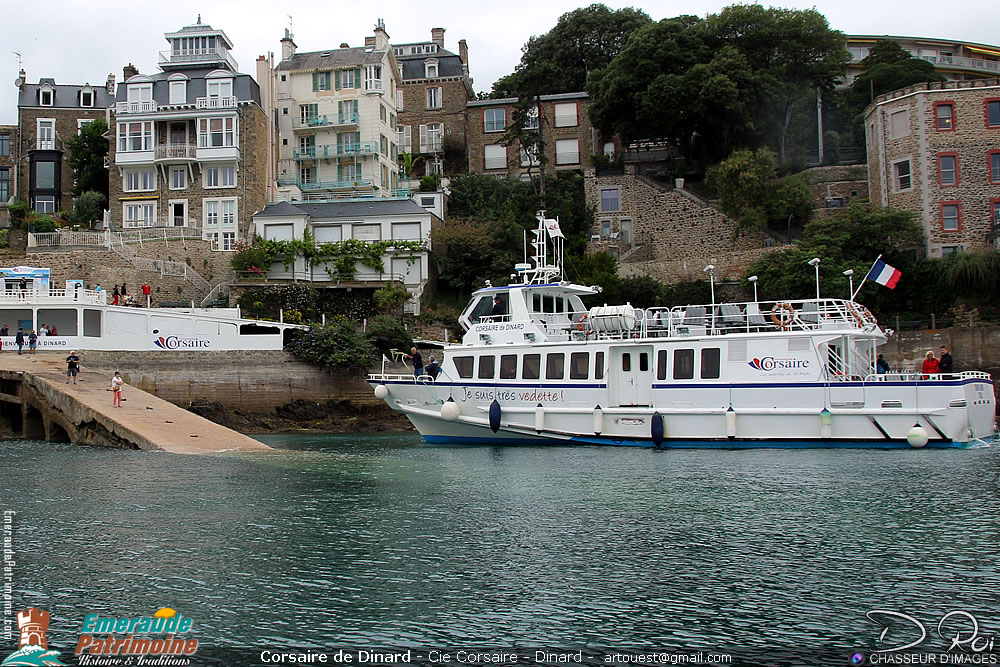 Corsaire de Dinard - Cie Corsaire - Dinard
