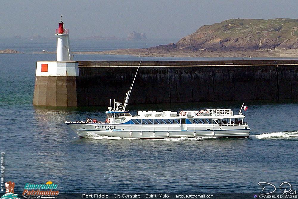 Port Fidele - Cie Corsaire - Saint-Malo
