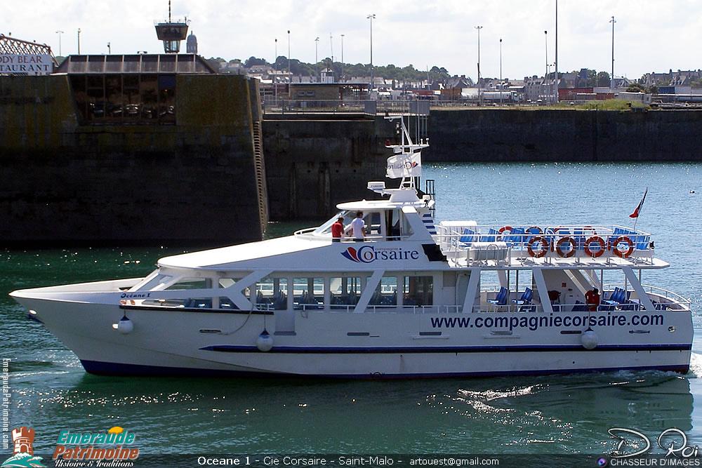 Oceane 1 - Cie Corsaire - Saint-Malo
