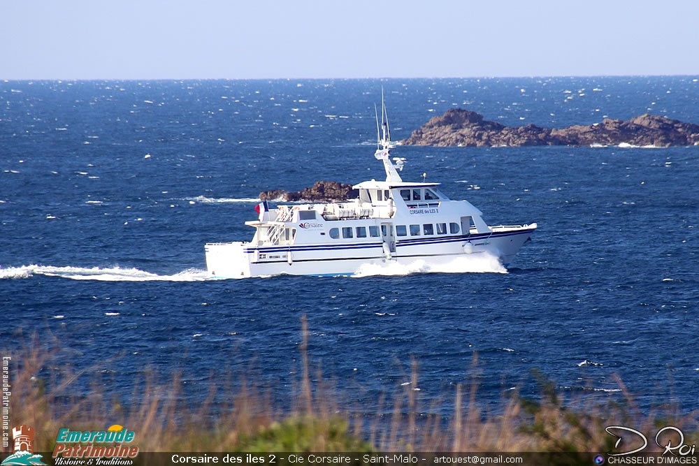 Corsaire des iles 2 - Cie Corsaire - Saint-Malo