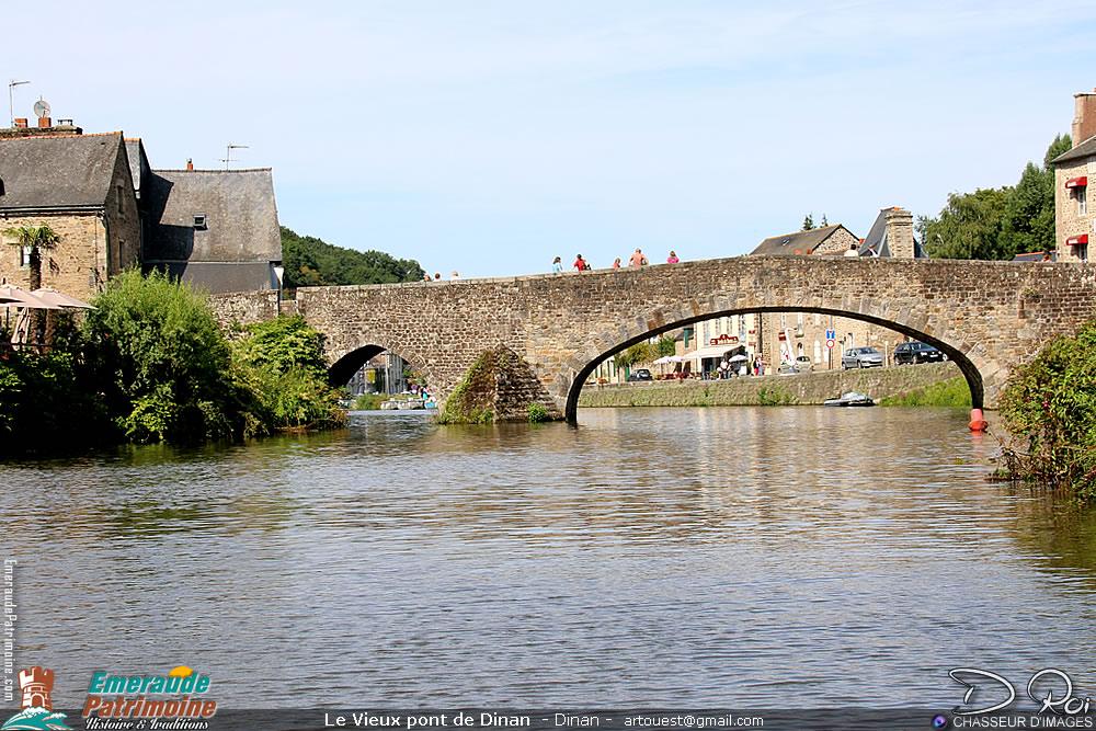 Vieux pont de Dinan