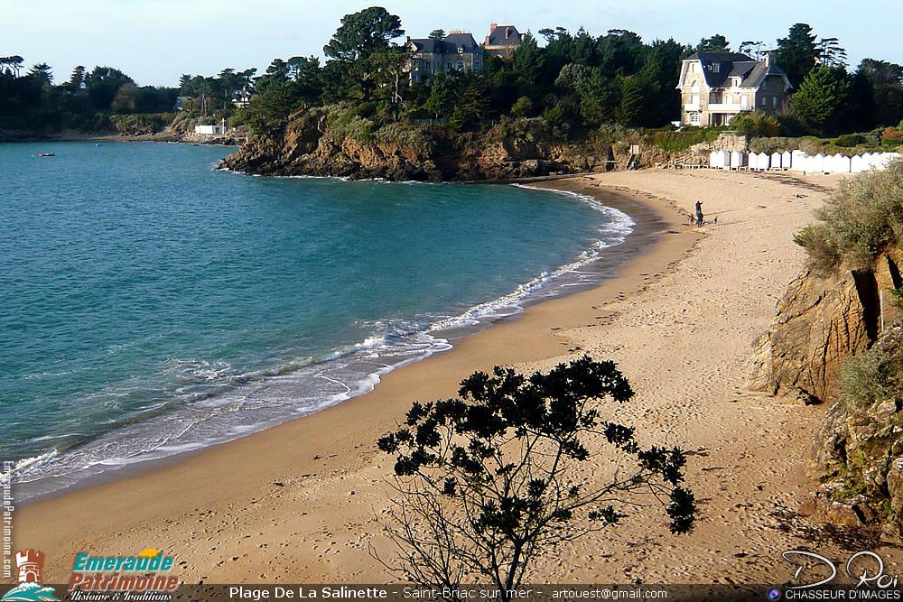 Plage De La Salinette - Saint-Briac sur mer
