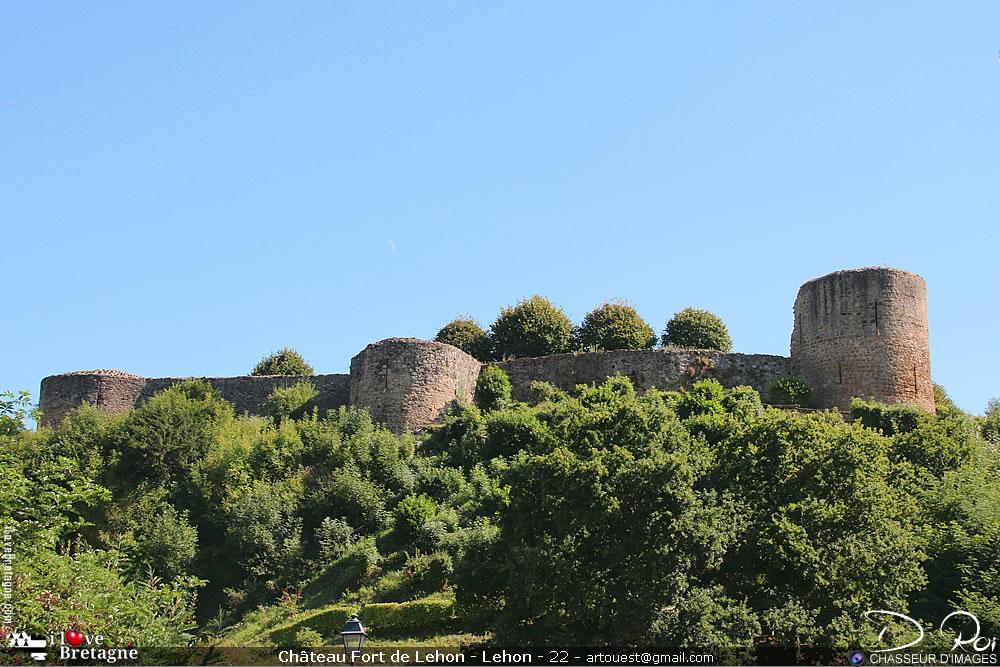 Château Forteresse de Léhon