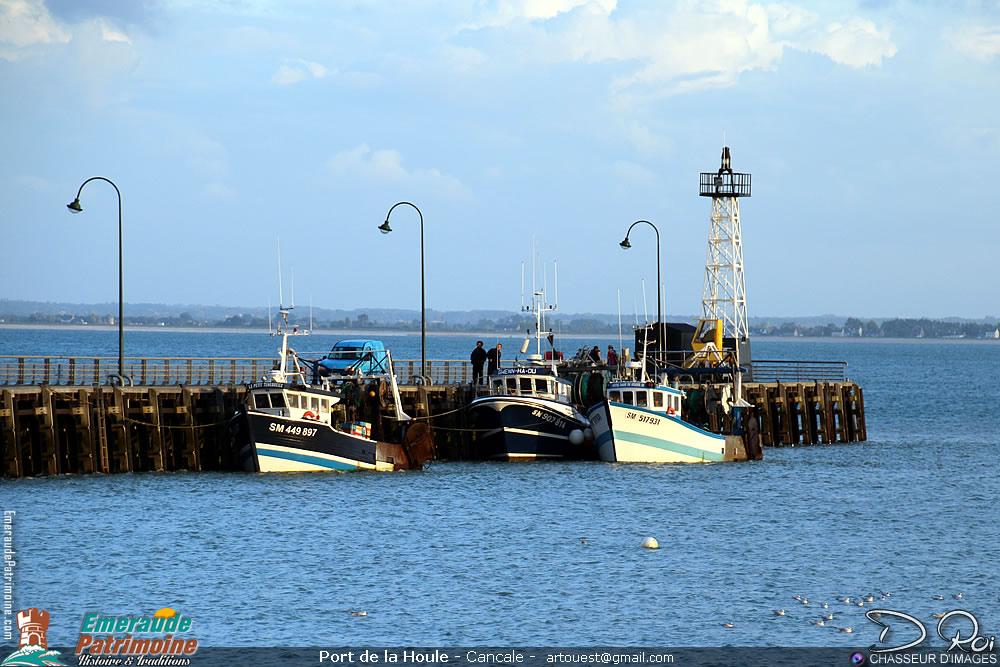Port de la Houle - Cancale