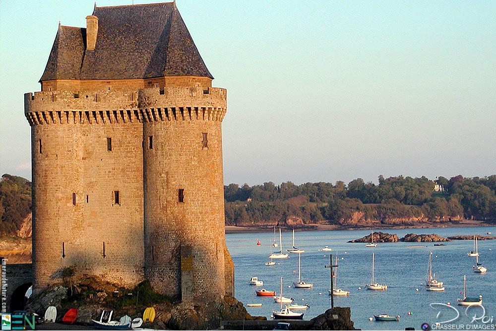 Donjon fortifié Tour Solidor - Saint-Malo