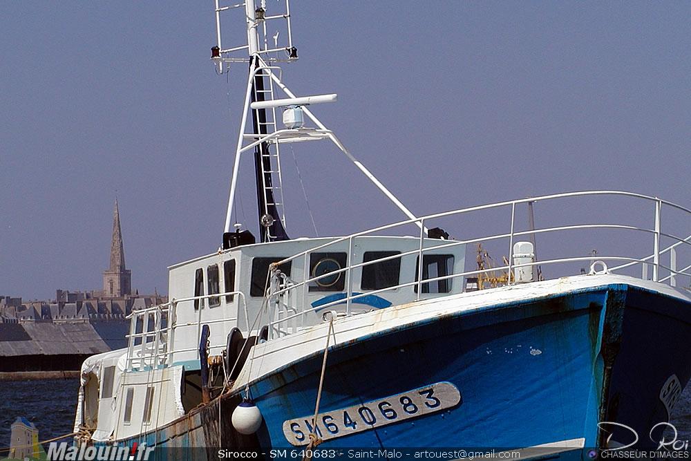 Sirocco - SM 640683 - Saint-Malo