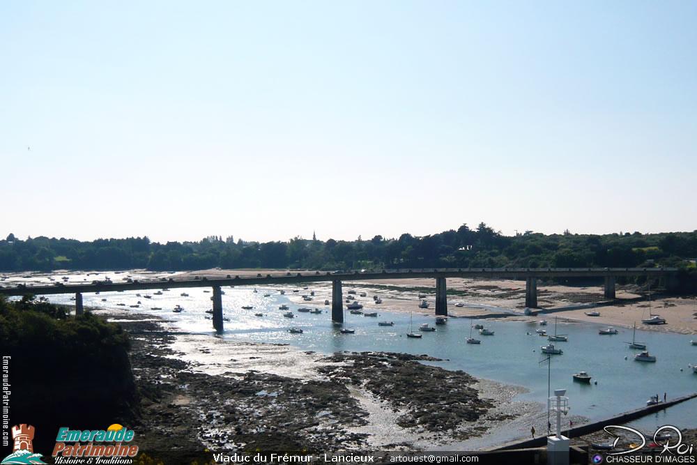 Viaduc du Frémur - Lancieux