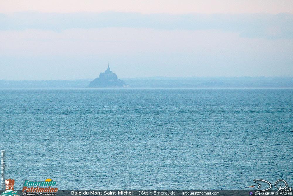 Baie du Mont-Saint-Michel - Côte d'Emeraude