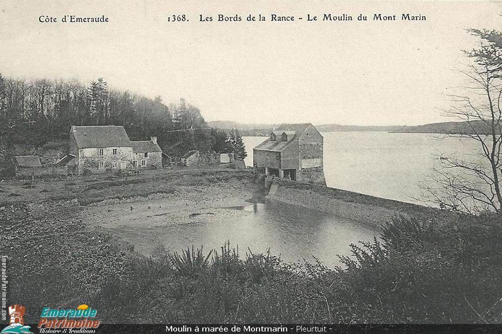 Moulin à marée le Montmarin - Pleurtuit
