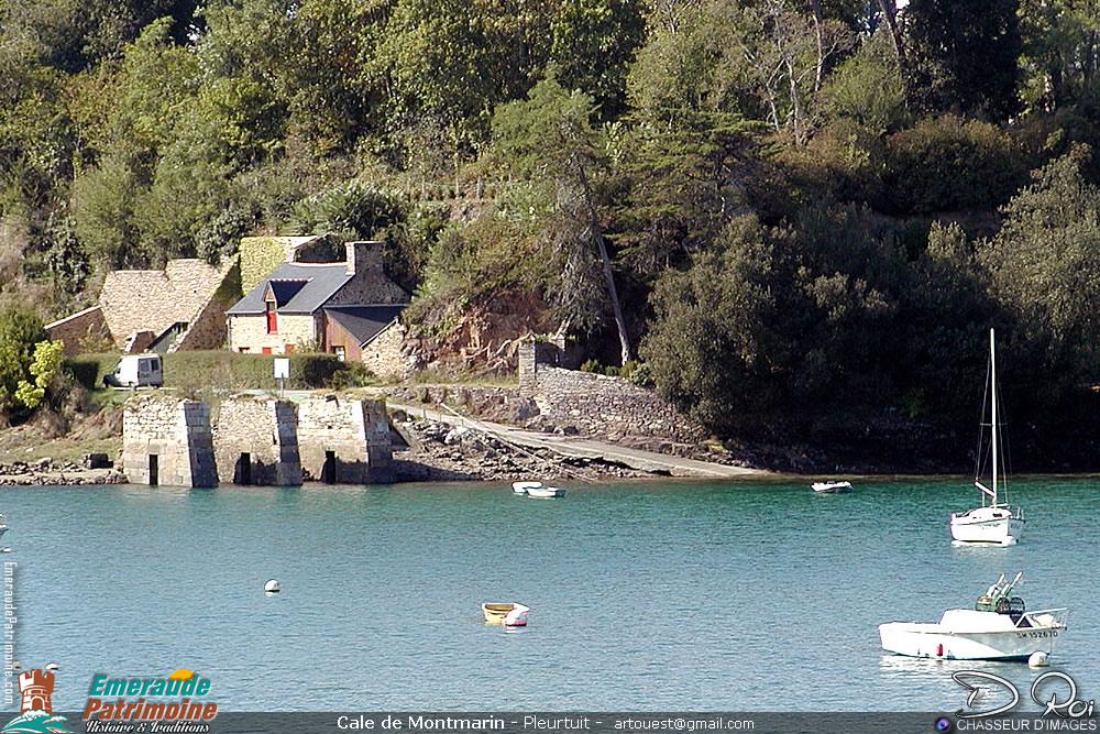 Cale de Montmarin - Pleurtuit