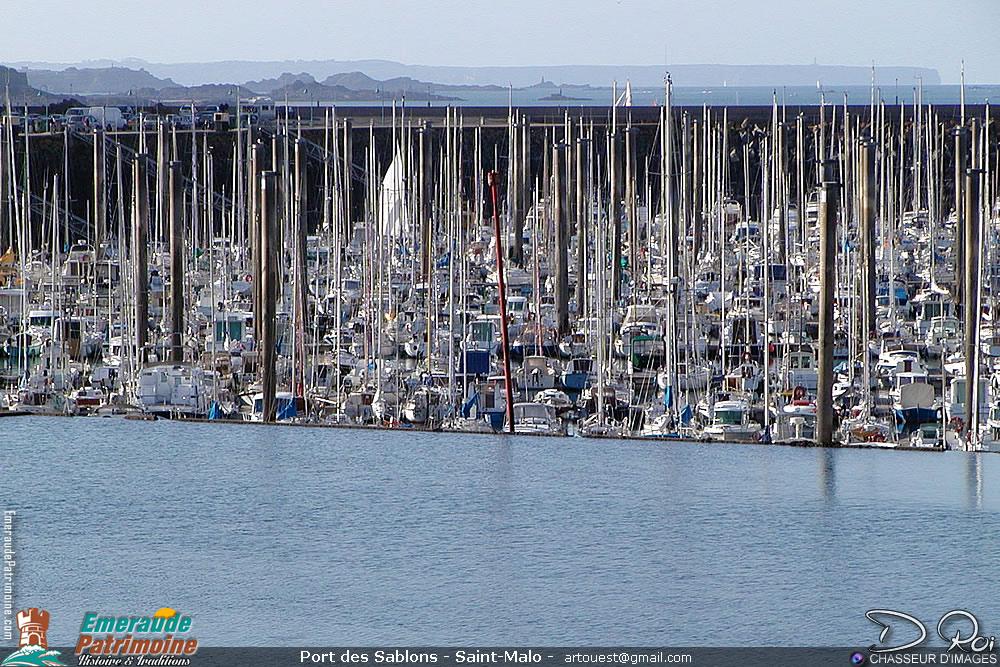 Port des Sablons - Saint-Malo