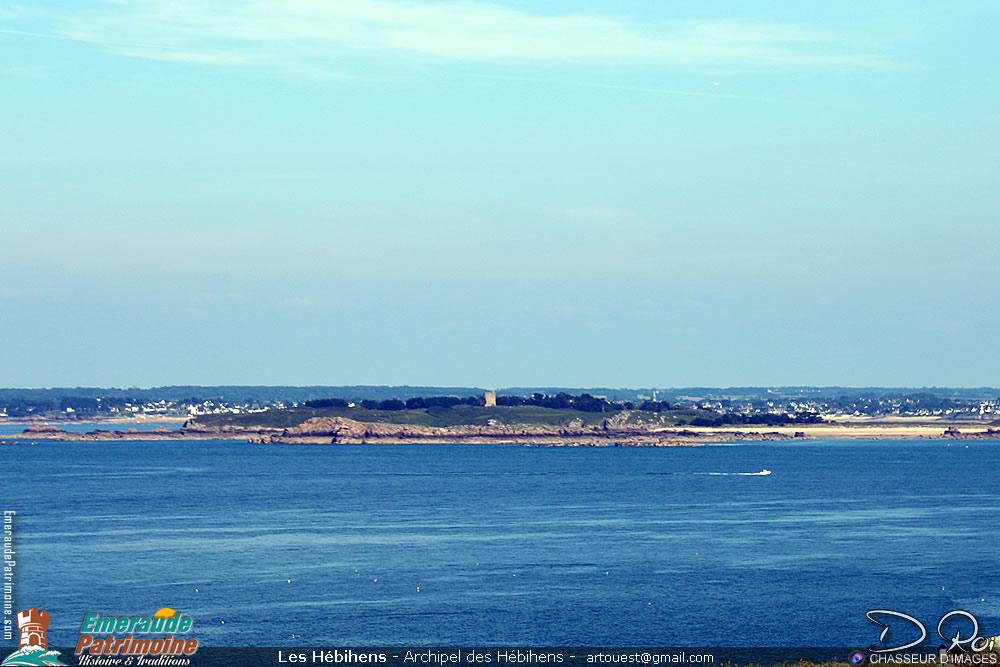Archipel des Ébihens - Saint-Jacut de la mer
