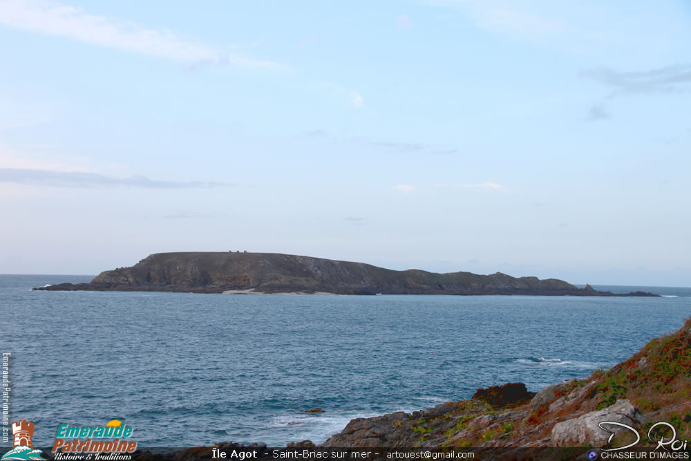 île Agot - Saint-Briac-sur-Mer