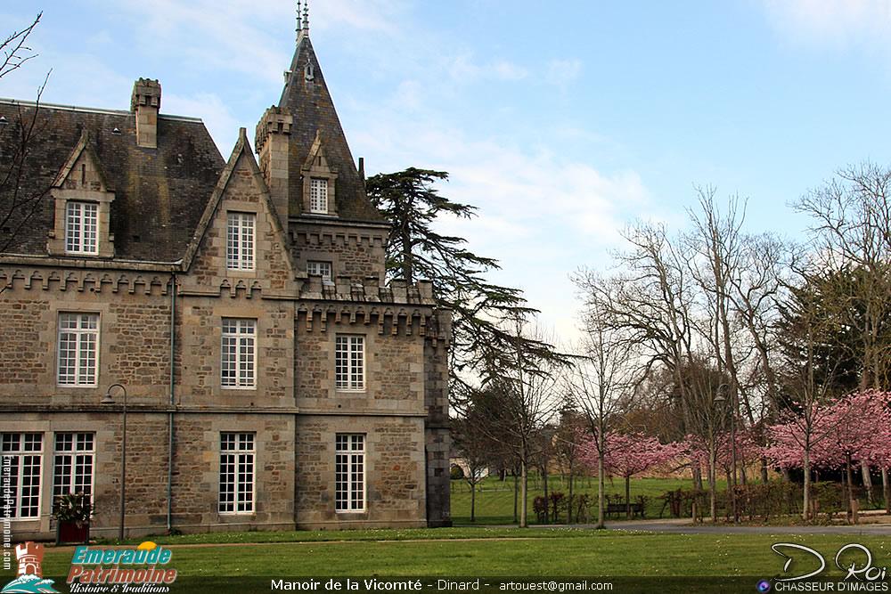 Manoir de la Vicomté - Dinard