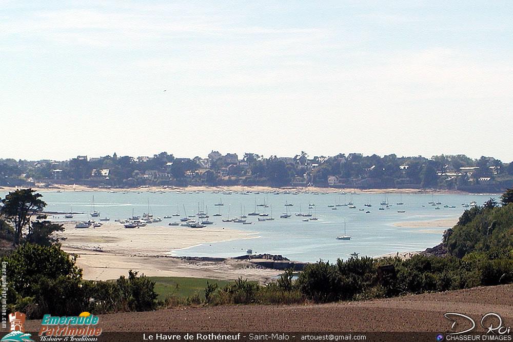 Le Havre de Rothéneuf - Cote d'Emeraude
