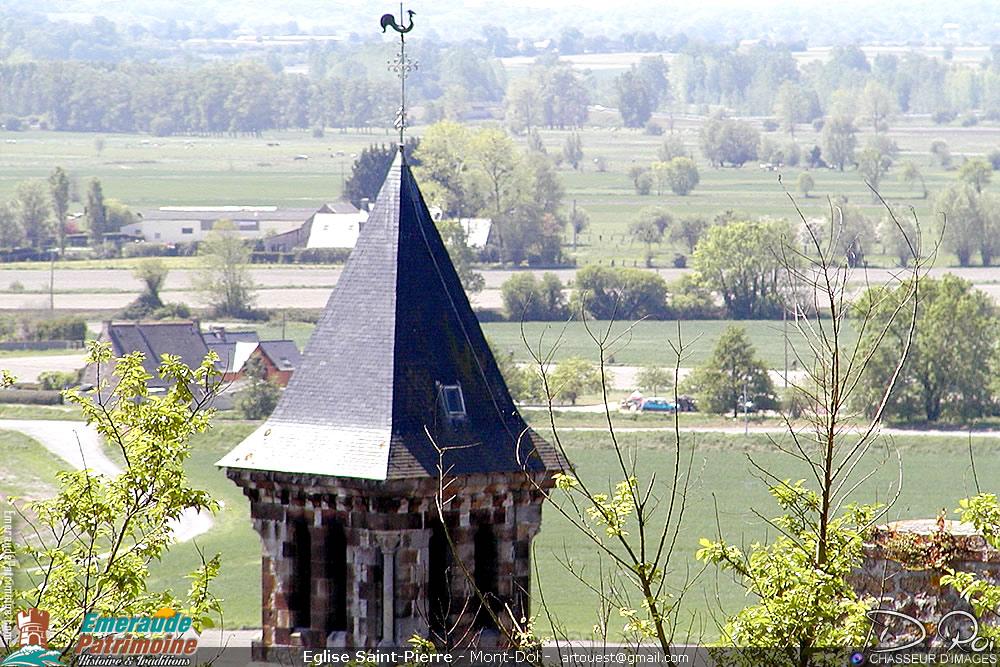 Eglise Saint-Pierre - Mont-Dol