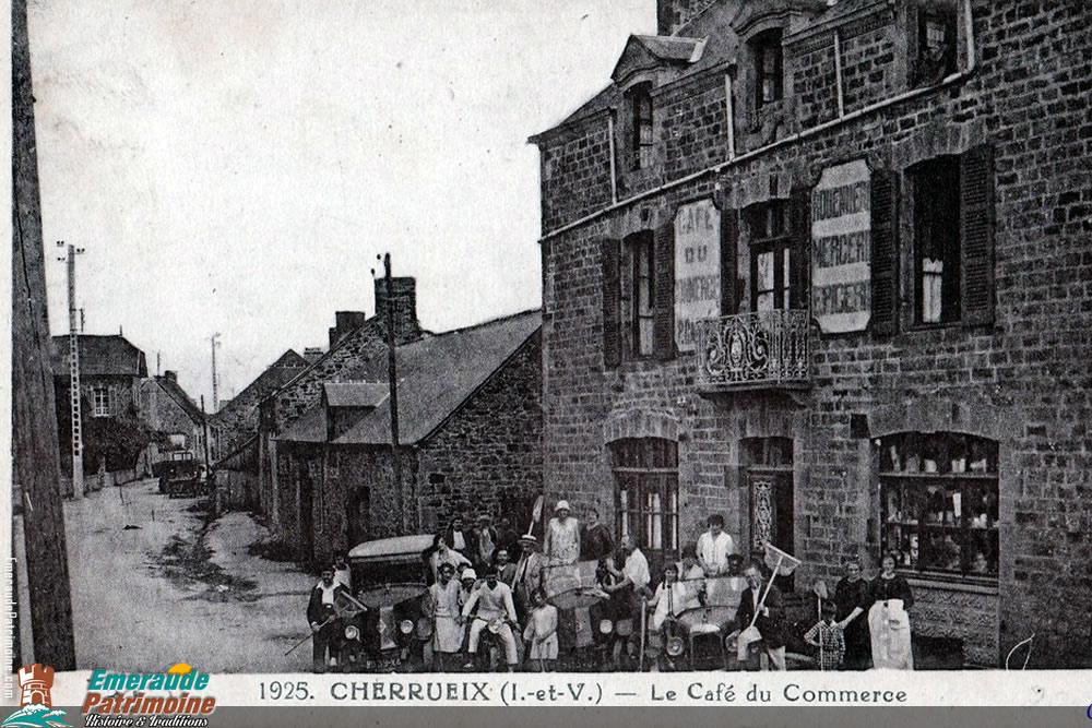 Le Café du Commerce - Cherrueix