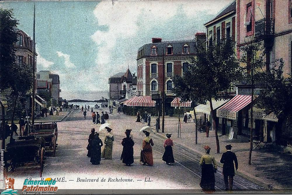 Boulevard de Rochebonne - Paramé