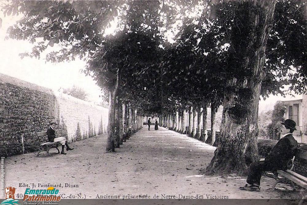 Ancienne Promenade de Notre Dame des Victoires