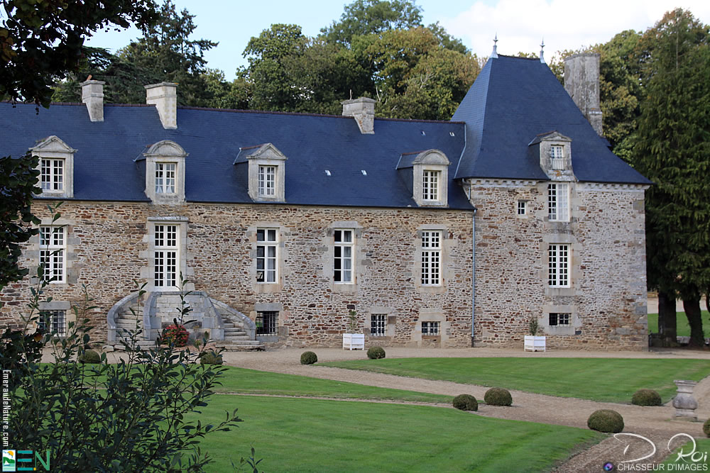 Chateau de la Ville Huchet - Plouër sur Rance