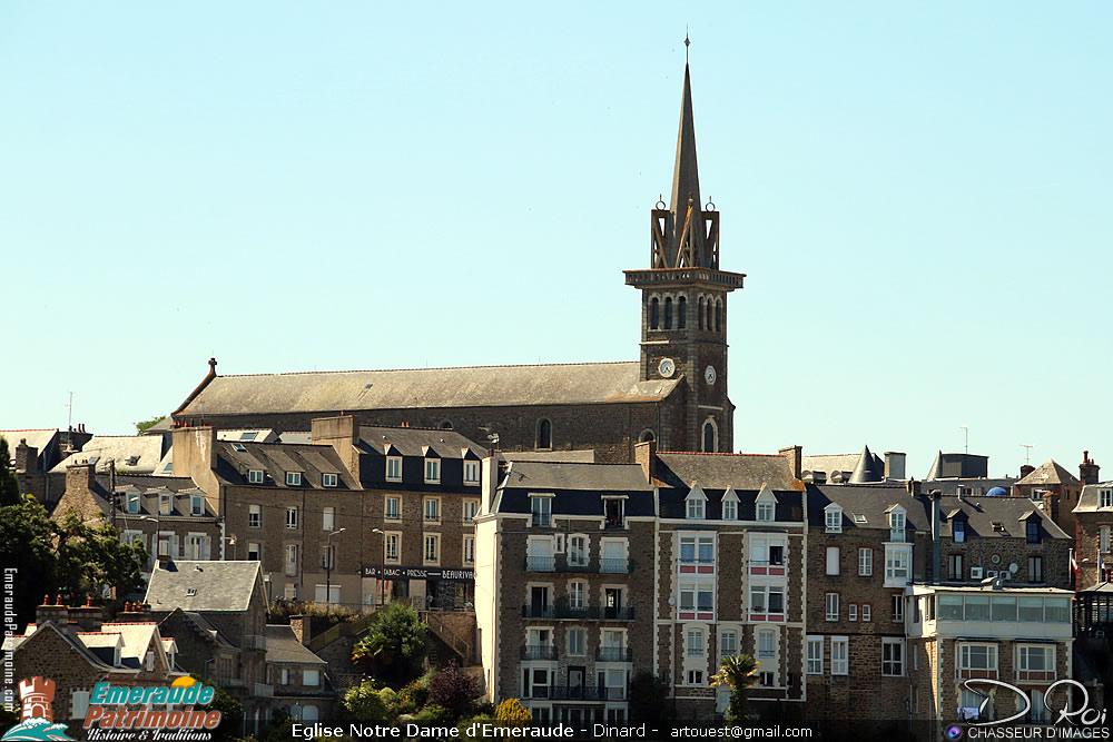 Eglise Notre-Dame d'Emeraude - Dinard
