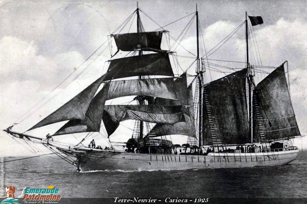Terre-neuvier Carioca - 1925