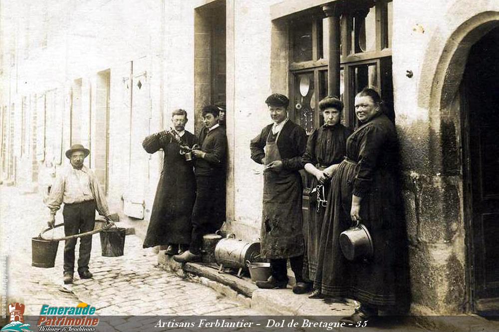 Artisans Ferblantiers de Dol de Bretagne