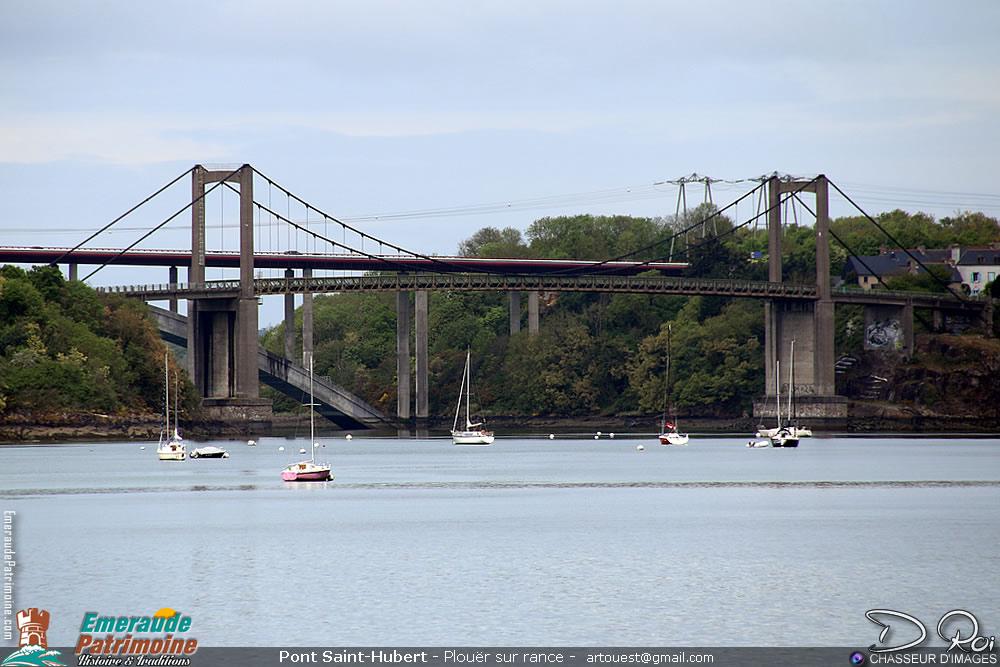 Pont Saint-Hubert - Plouër sur rance