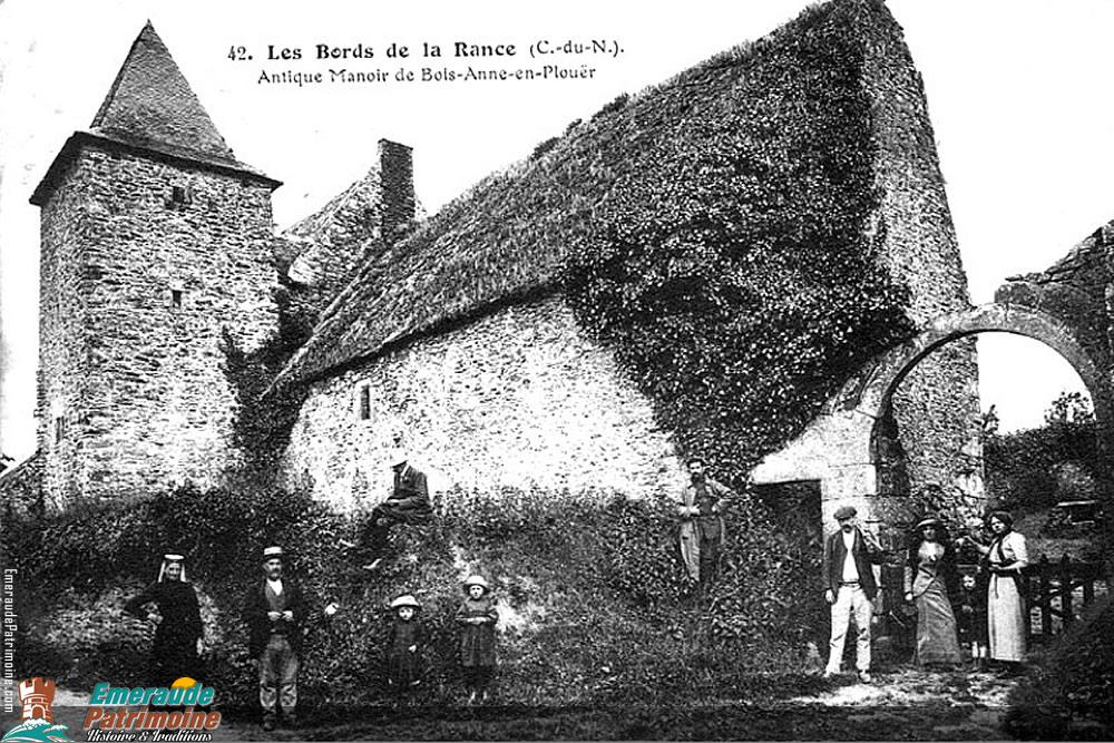 Manoir de Bois-Anne-en-Plouër