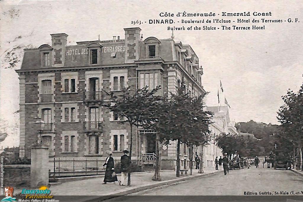 Ancien Hotel des Terasses - Dinard