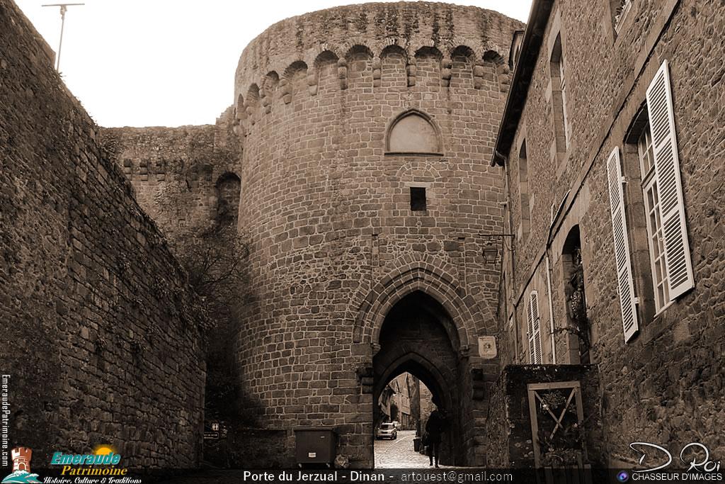 Porte du Jerzual - Dinan
