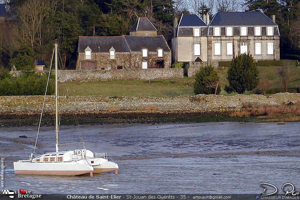Château Manoir de Saint-Elier