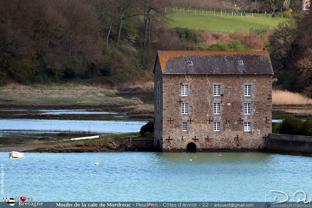 Moulin à marée de Mordreuc - Pleudihen
