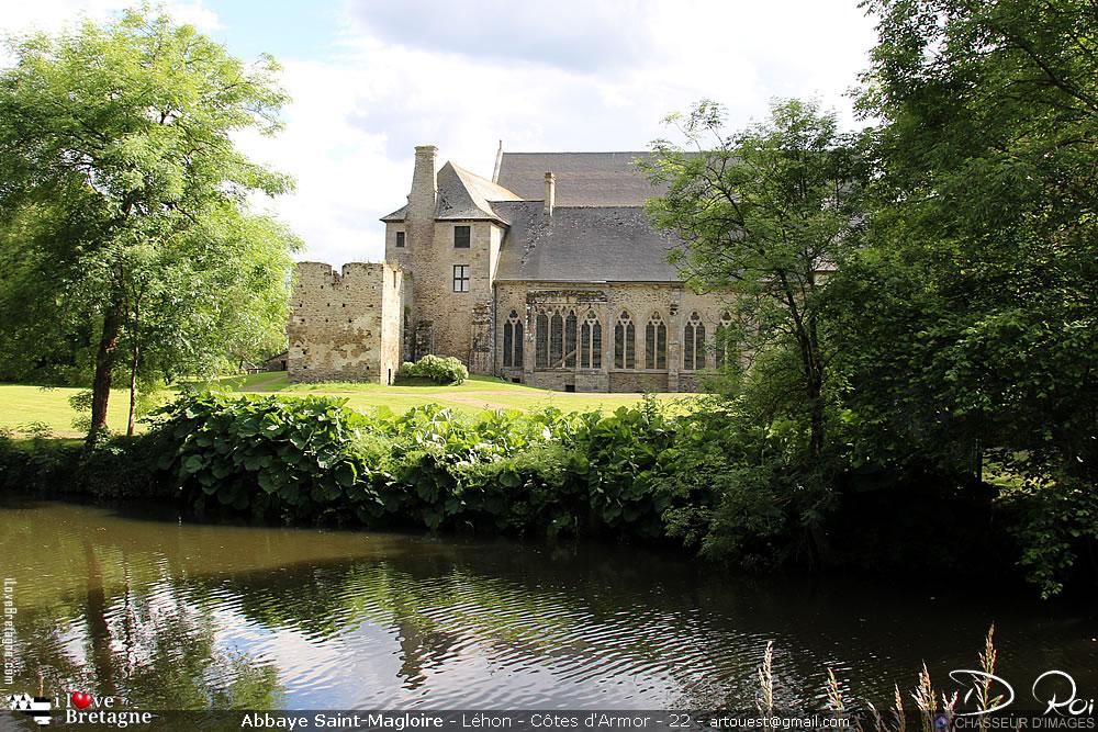 Abbaye Saint-Magloire - Léhon