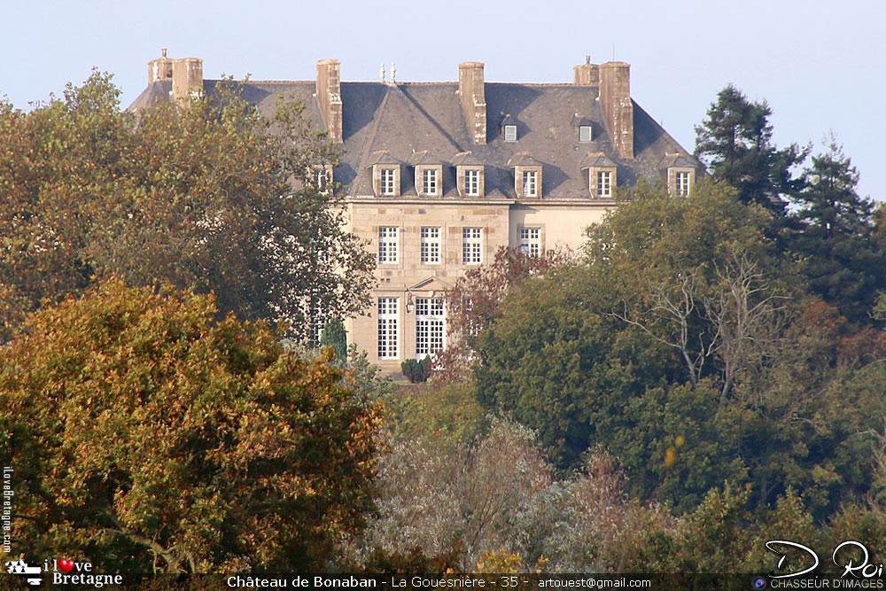 Château de Bonaban - La Gouesnière