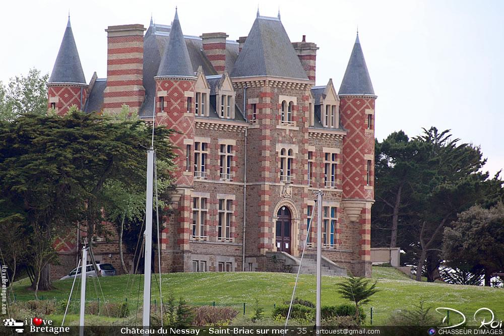 Château du Nessay - Saint-Briac sur mer