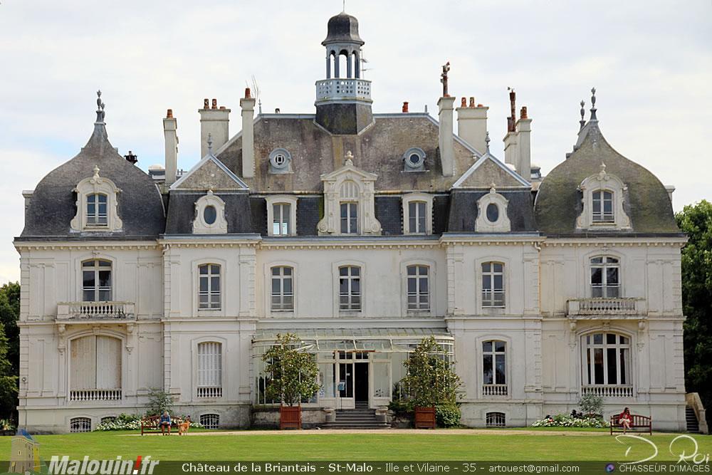 Château de la Briantais - Saint-Malo