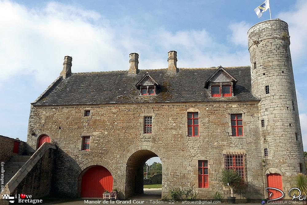 Manoir de la Grand Cour - Taden