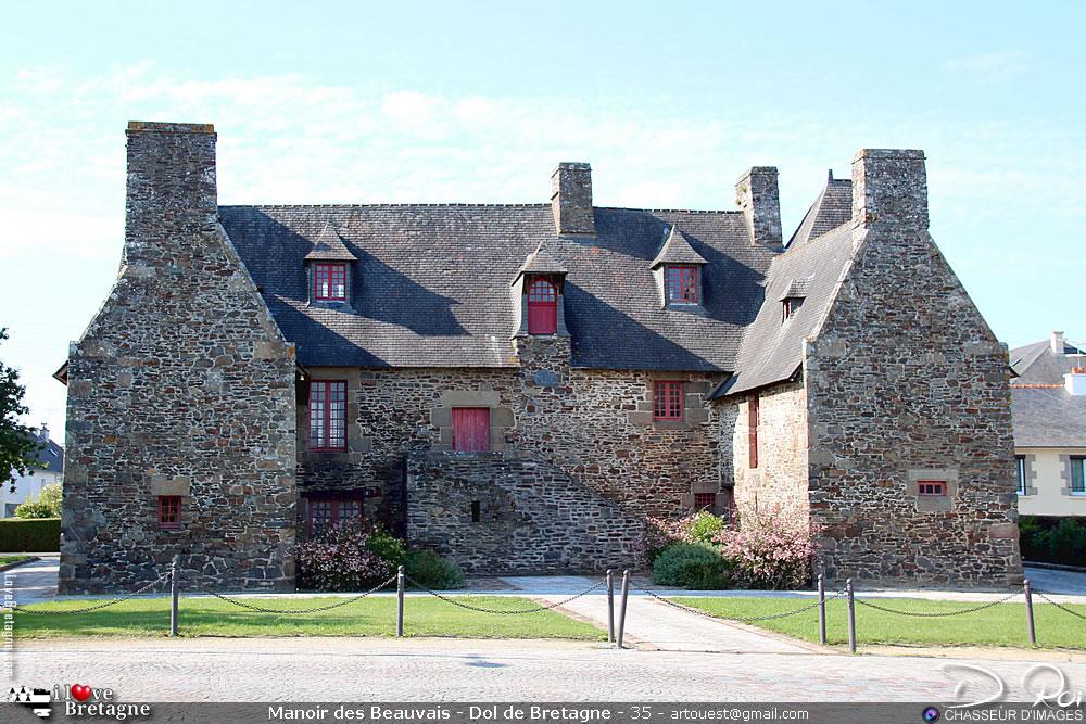 Manoir des Beauvais - Dol de Bretagne