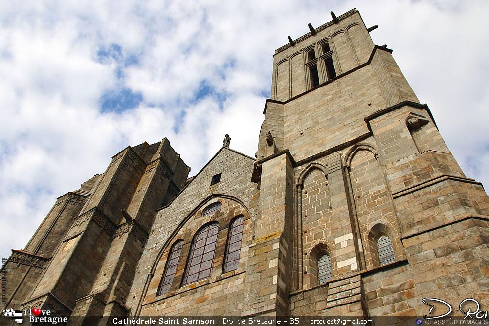 Cathédrale Saint-Samson de Dol de Bretagne