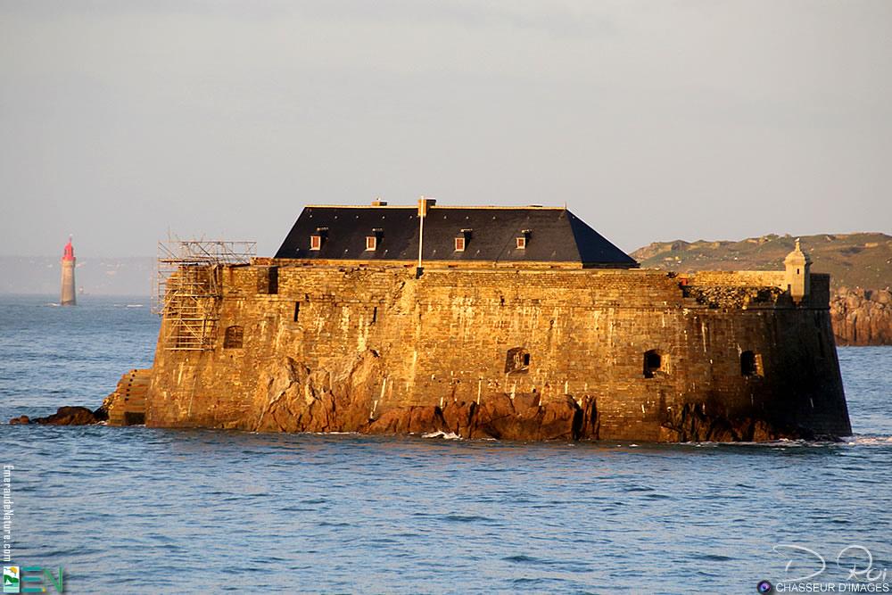 Fort de la Conchée - Saint-Malo