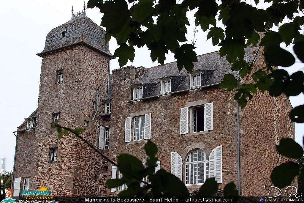 Manoir de la Begassière - Saint-Helen
