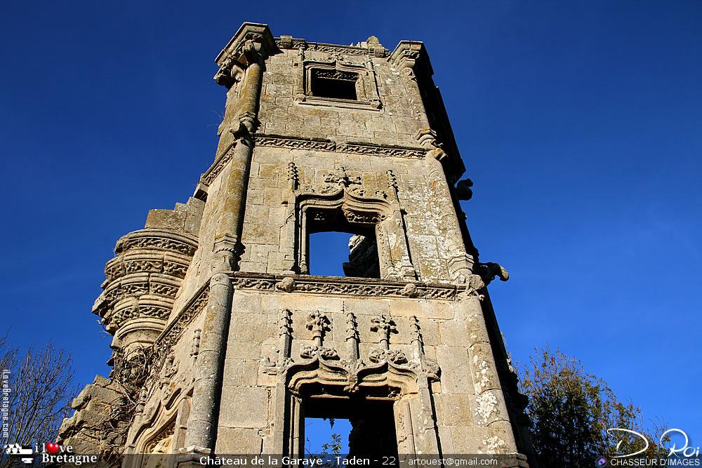 Château de la Garaye - Taden