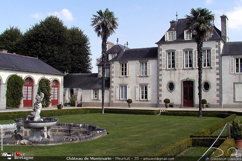 Château de Montmarin - Pleurtuit