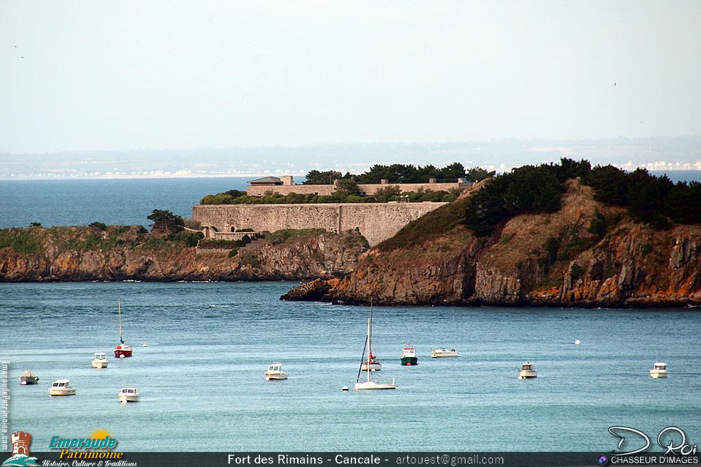 Fort des Rimains - Cancale