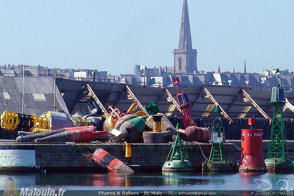 Office des Phares et Balises - Saint-Malo